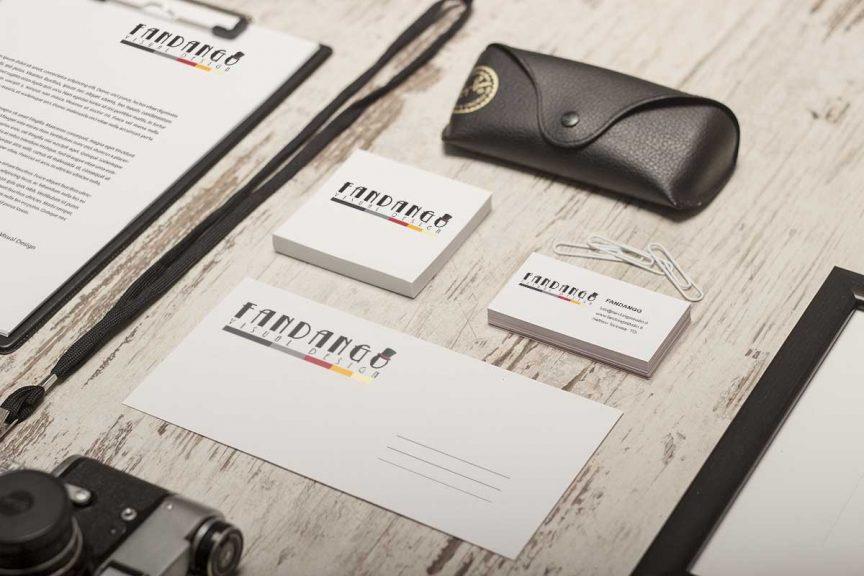 Grafiche personalizzate immagine coordinata Torino - Fandango Visual Design